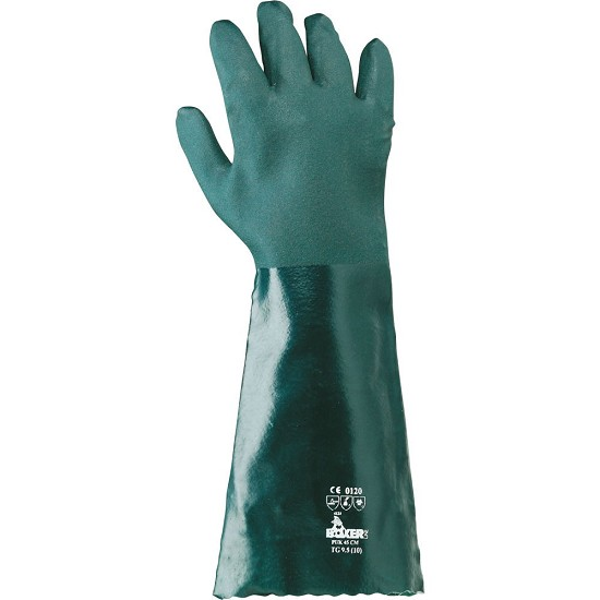 PVC COATED GLOVE PUK CM 45 TG.9,5 385041