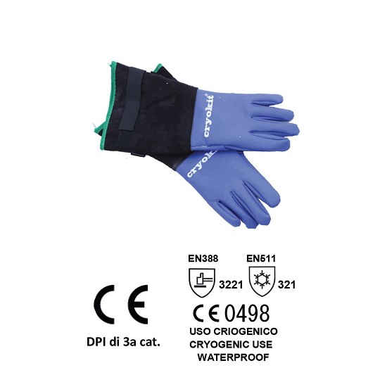 GLOVE COLD RESISTANT MOD.CRYOPLUS