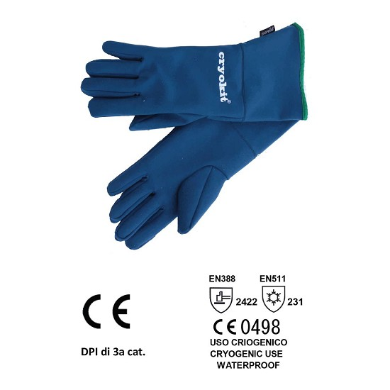GLOVE COLD RESISTANT MOD.CRYOKIT - 550