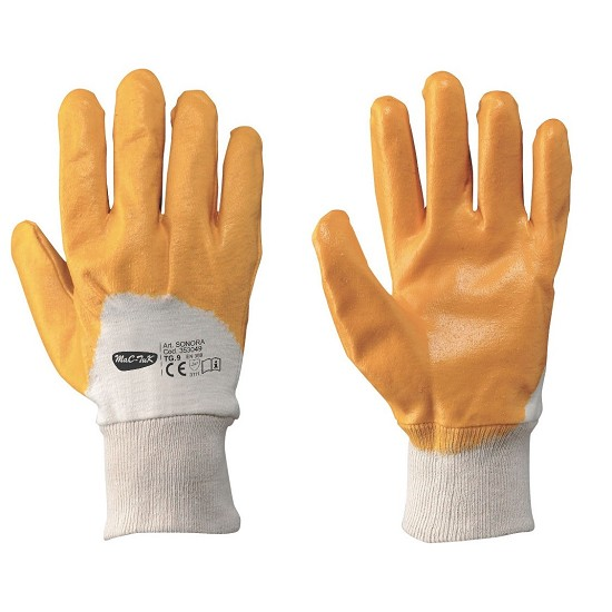 NBR COATED COTTON JERSEY GLOVE 353049