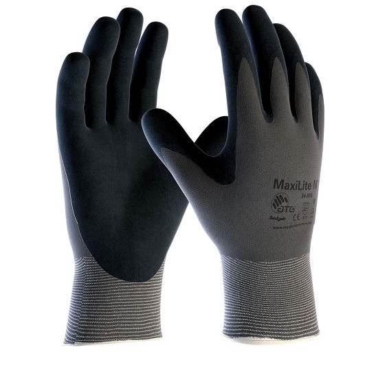 GLOVES MAXILITE N 34-958