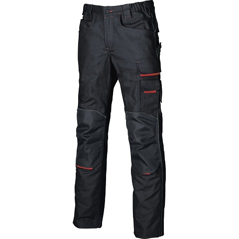 TROUSERS U-POWER FREE 300GR BLU DW022