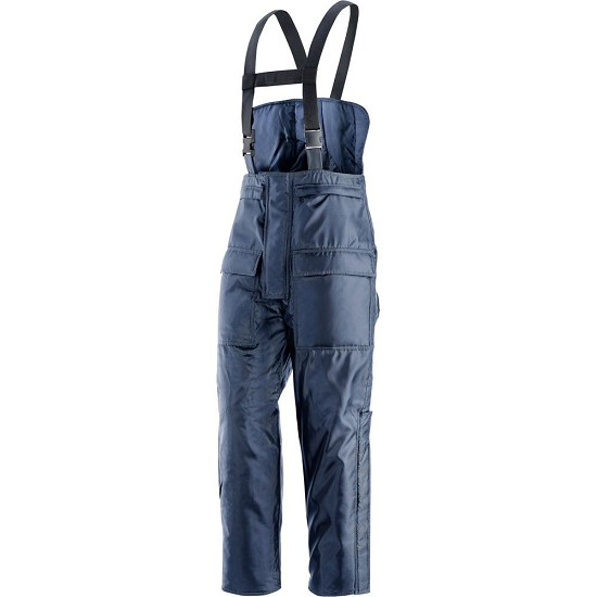 Isothermal dungarees 100% polyester Oxford EN342 -40° LIVIGNO