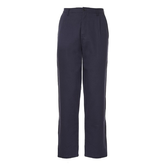 Working trousers in 100% sanforized cotton ENTRY
