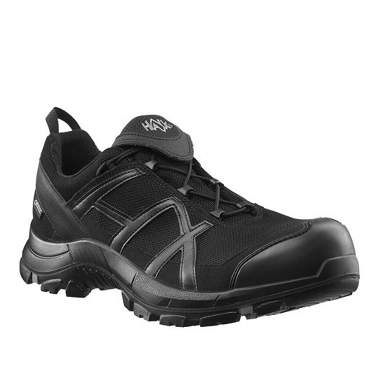 HAIX Black Eagle Safety 40 Low black/blue""